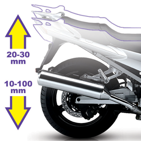 Hyperpro for Honda CRF1000L Africa Twin - Hyperpro