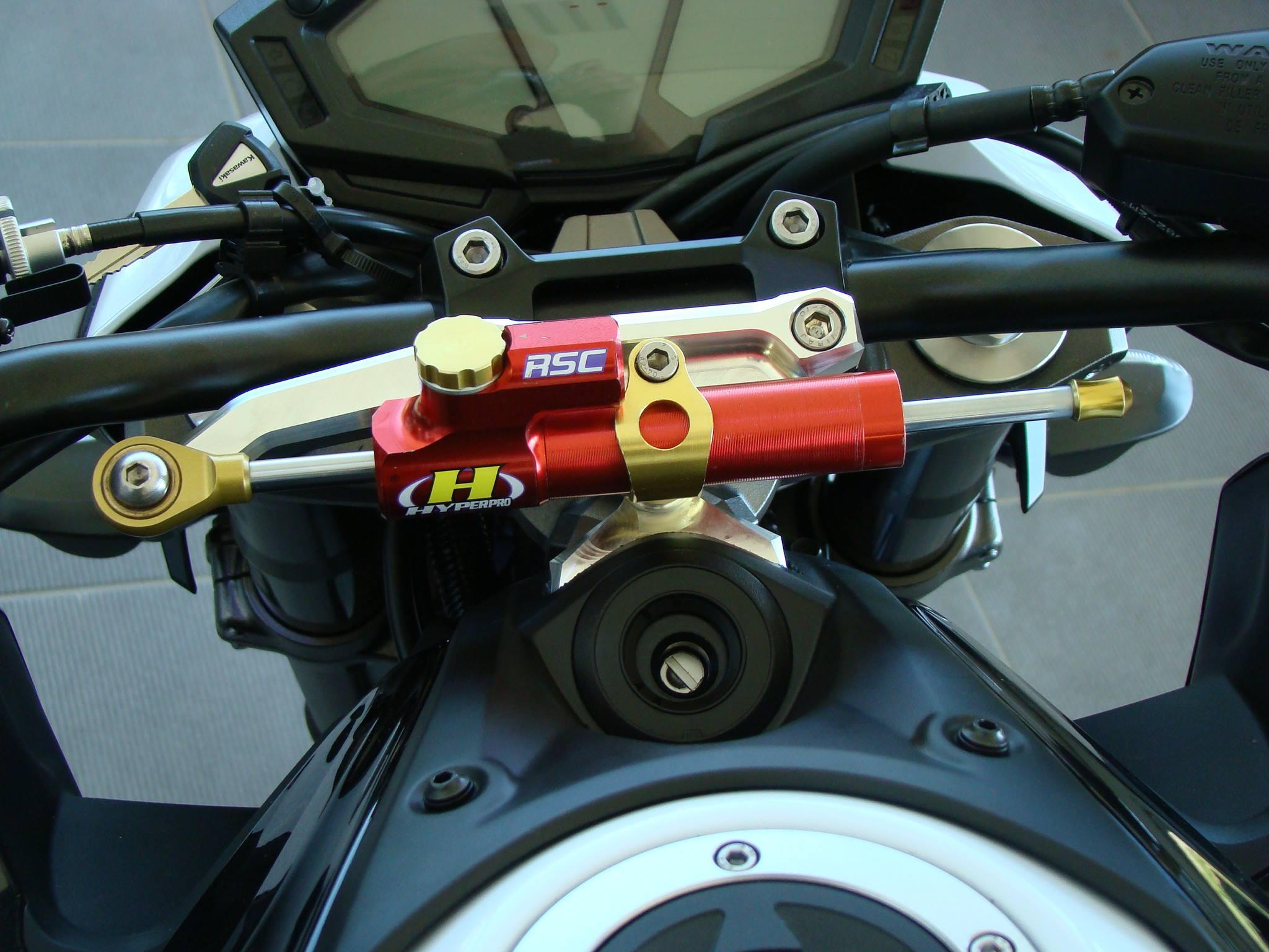 Suspension For Kawasaki Z800 Hyperpro