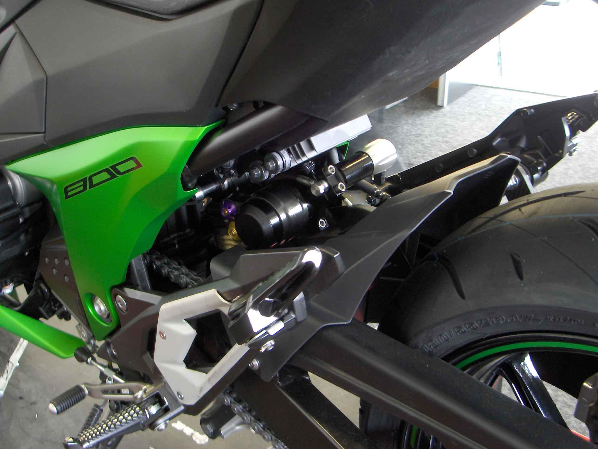 Kawasaki Damper Part