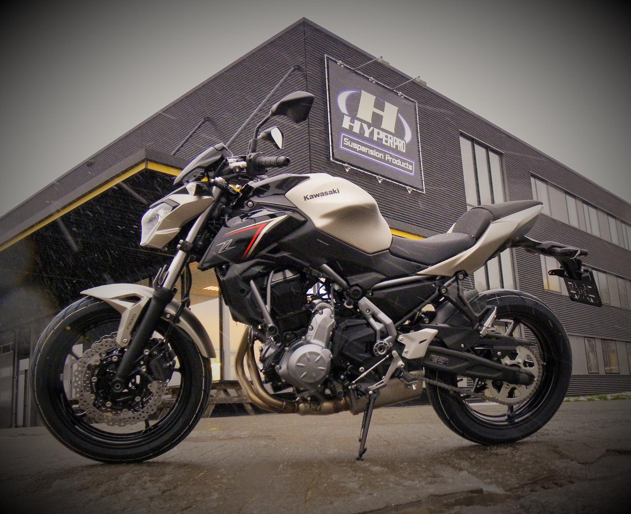 steering damper Archieven - Hyperpro