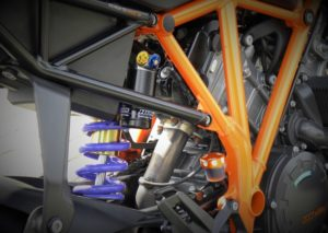 KTM 1290 Super Duke R shock
