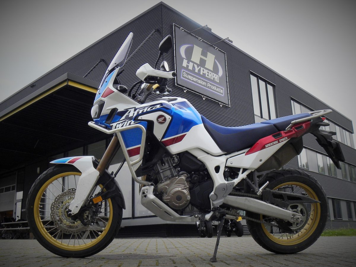 HONDA CRF1000 ADVENTURE SPORT